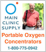 Main Clinic Supply 1-800-775-0942