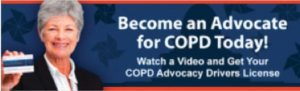 Become an Advocate for COPD Today!