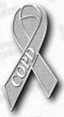 COPD ribbon